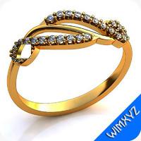 ring jewelry gem 3dm free