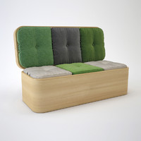 furniture sofa 3d max