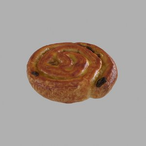 snail pastry max