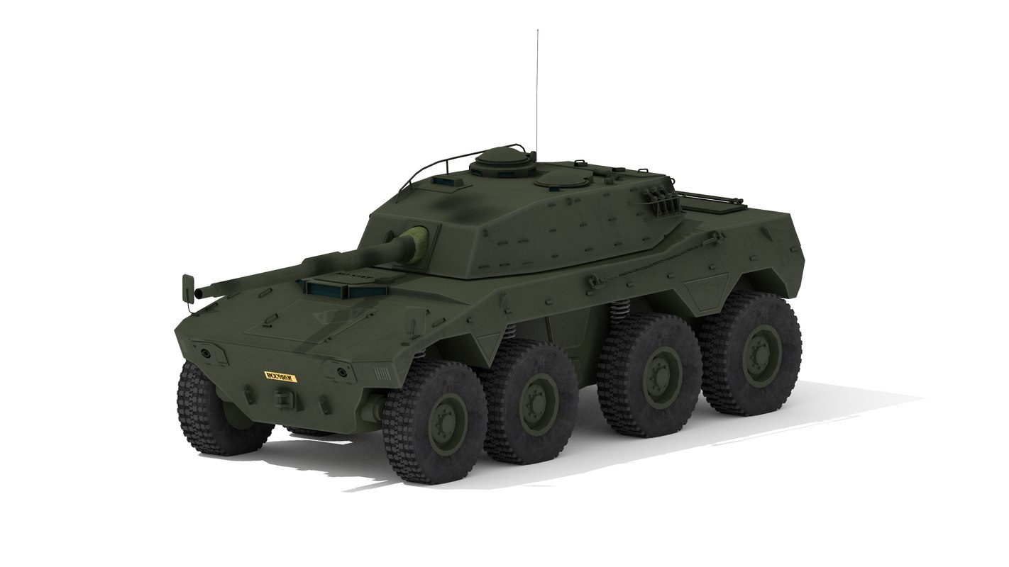 south vehicle africa 3d model