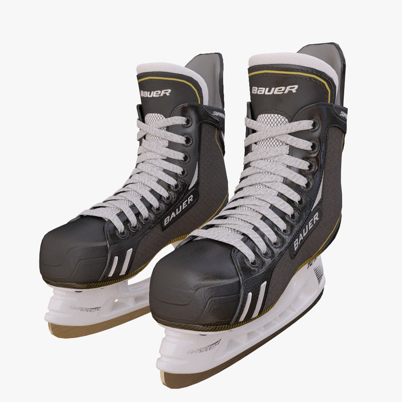 bauer hockey max
