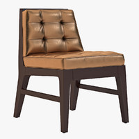 benjamin dining chair 3ds