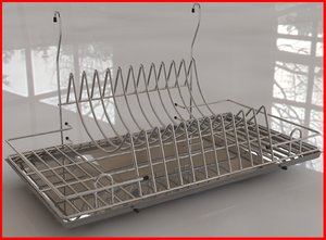 plate rack max