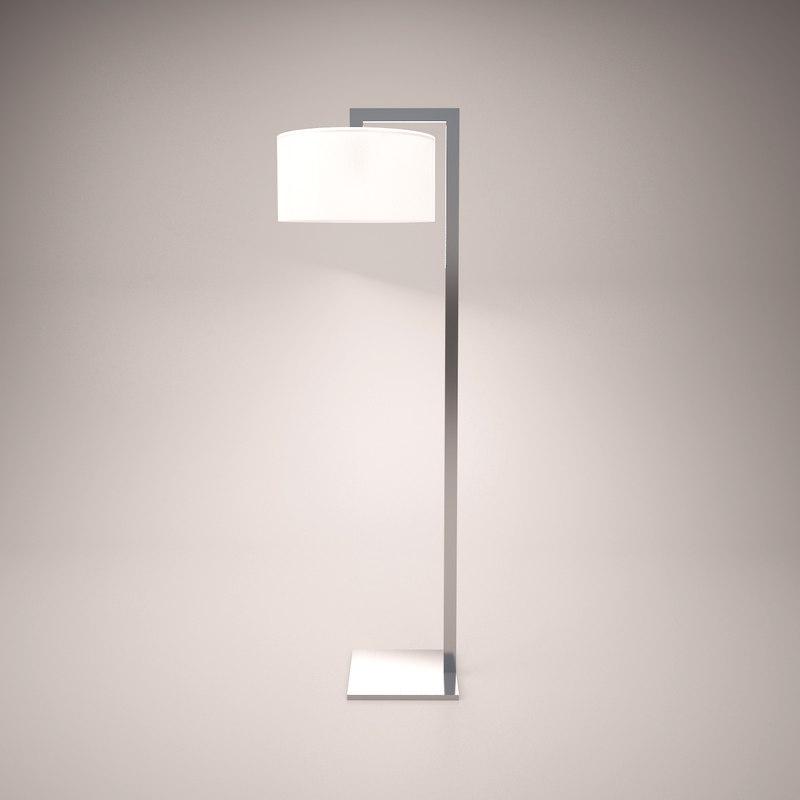 ravello lamp 3d model