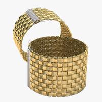 3d model appassionata bracelet
