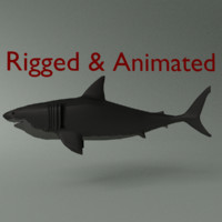 great white shark 3d 3ds