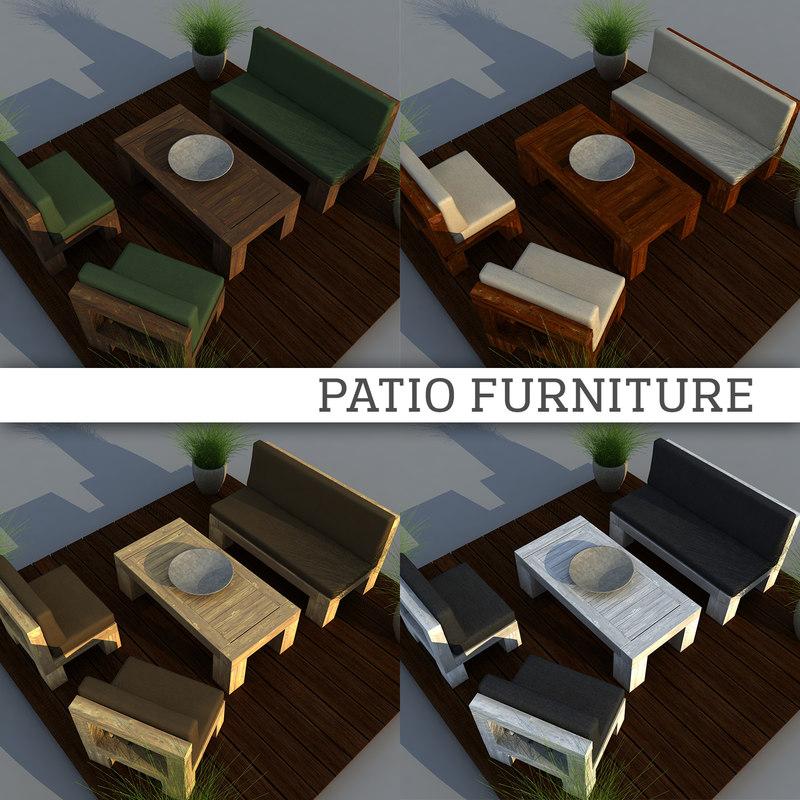 patio furniture max