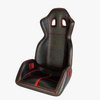 3d sport seat