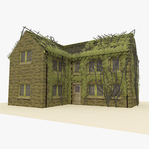 old brick house 2 3d 3ds