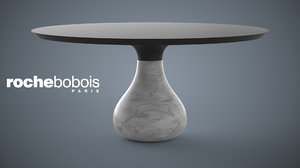 3d table furniture