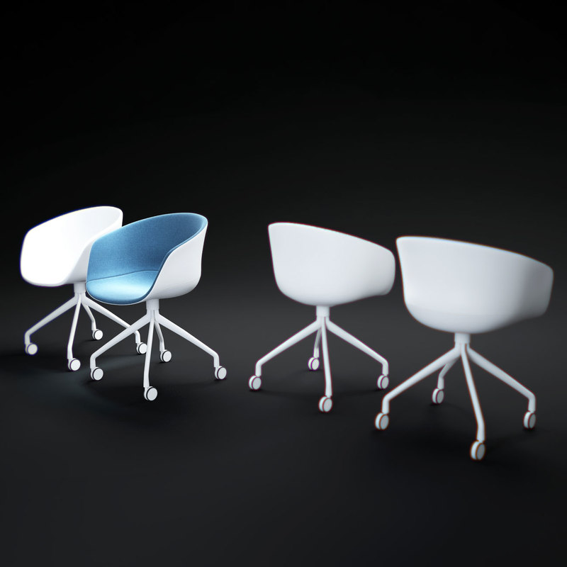 about-a-chair 3d model