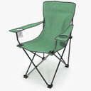 camping chair 3D models