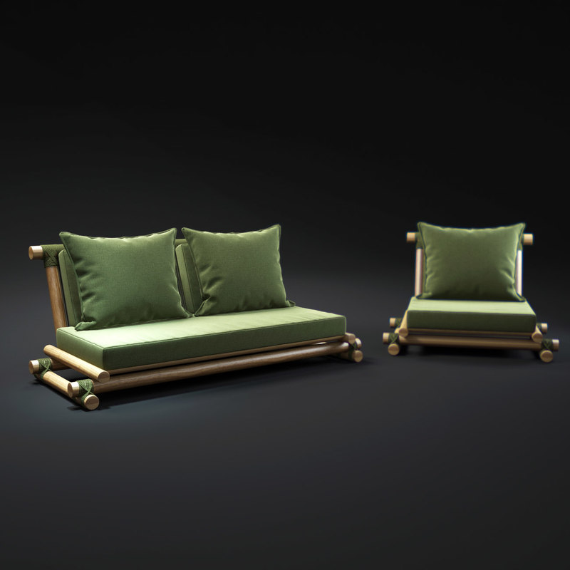 trancoso-sofa 3d max