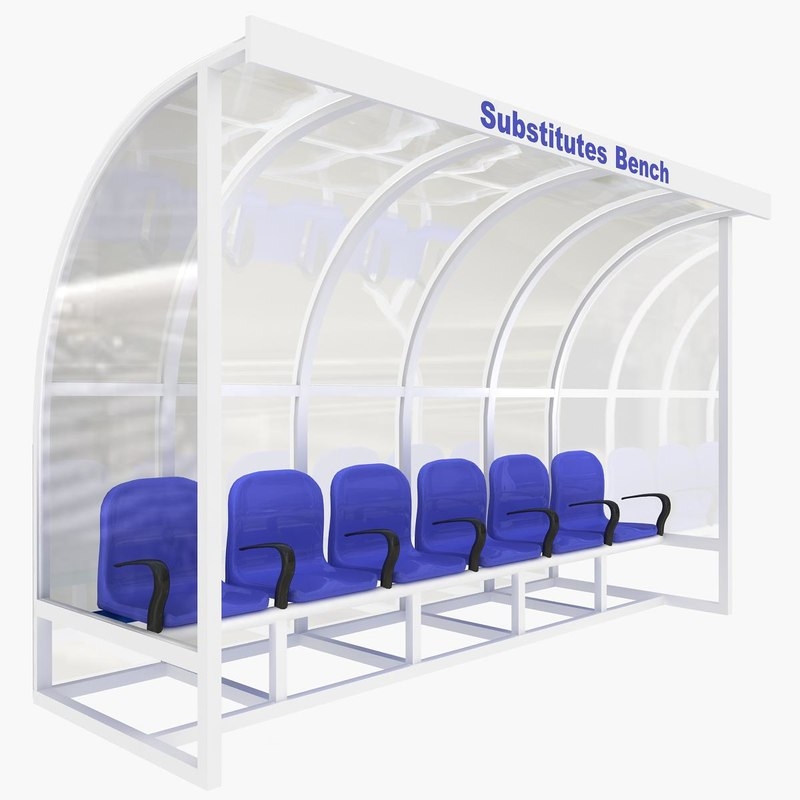 substitutes bench dxf