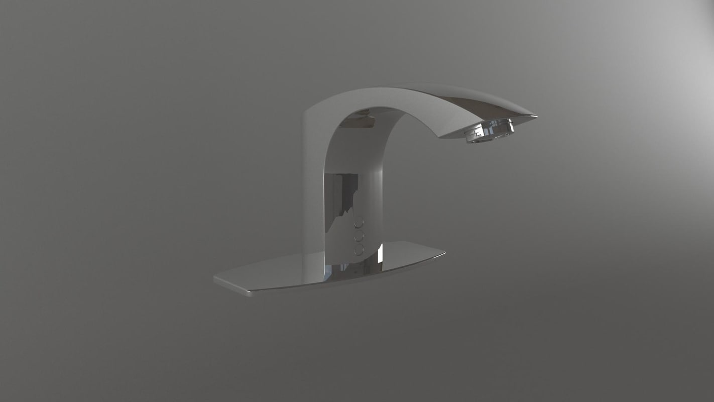 water taps 3d ma