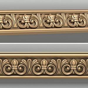3d decorative molding