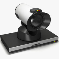 cam video 3d model