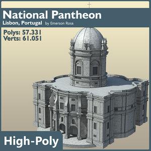 max national pantheon