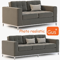 Gus modern Jane sofa pair