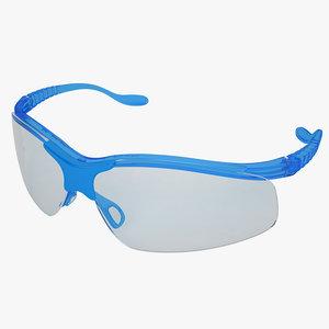 medical safety glasses 3d 3ds
