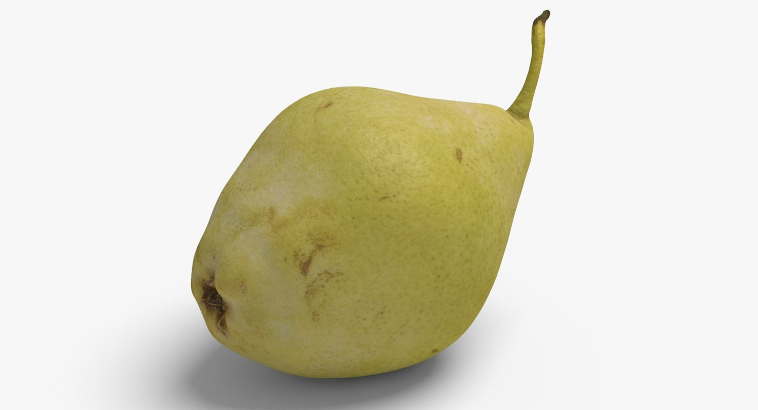 pear ready unreal 3d max