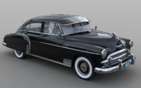 1950 Chevrolet Fleetline Deluxe (Rigged)