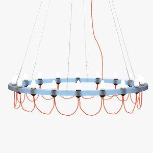 obj wire light