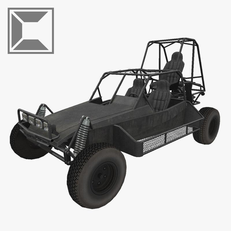 dpv desert patrol vehicle obj