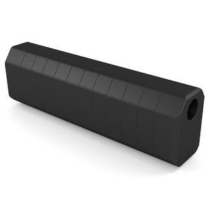 shotgun suppressor max