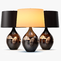 42780-523 flynn lamp 3d model