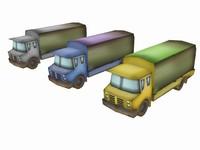 truck games 3d model