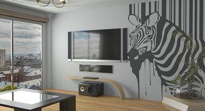 max room design