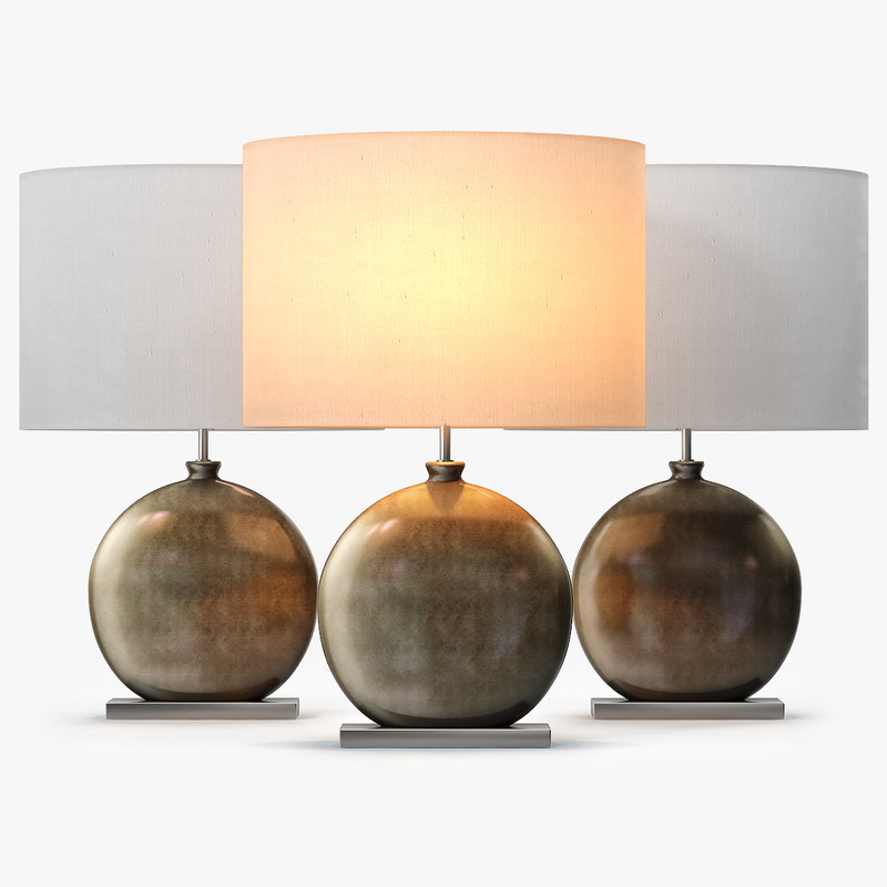 3d valencia table lamp