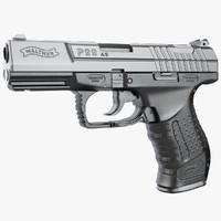 Gun Walther P99