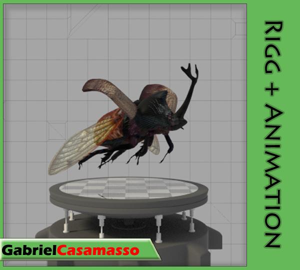 rhinoceros beetle blend