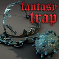 3d trap polys - model