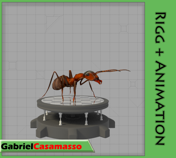 ant blend