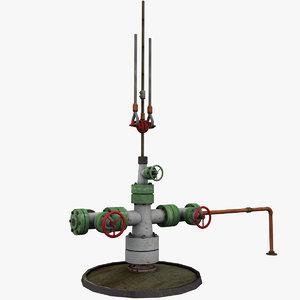 max oilfield wellhead