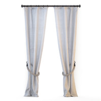 Restoration Hardware curtains