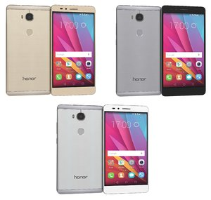 3ds huawei honor 5x colors