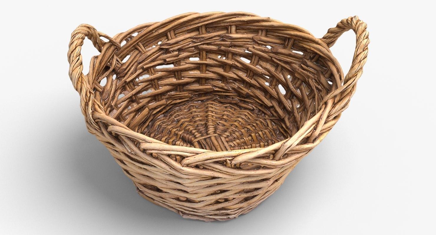 basket ready unreal max