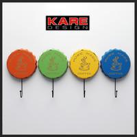 3d model hangers kare coat rack