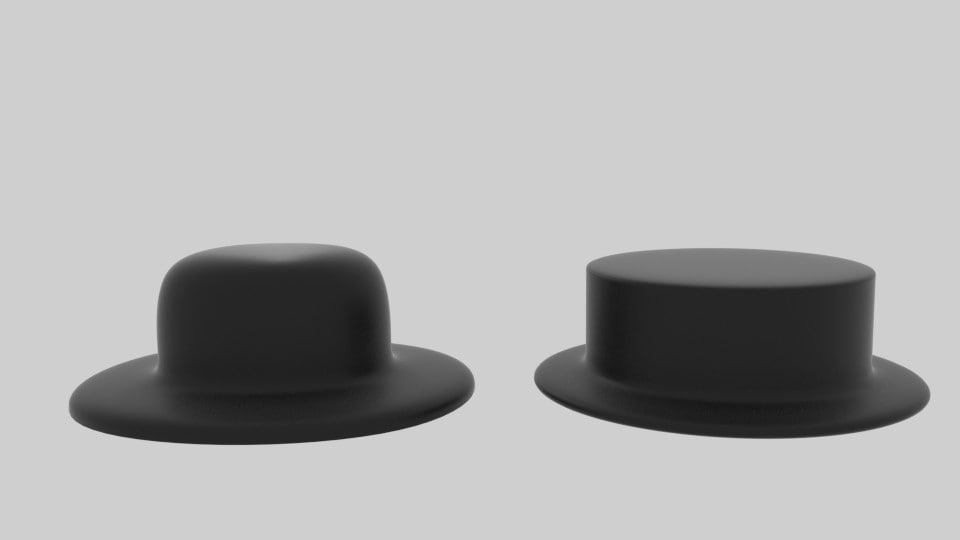 hats ready 3ds free