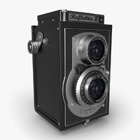 3d model welta reflekta 2 camera