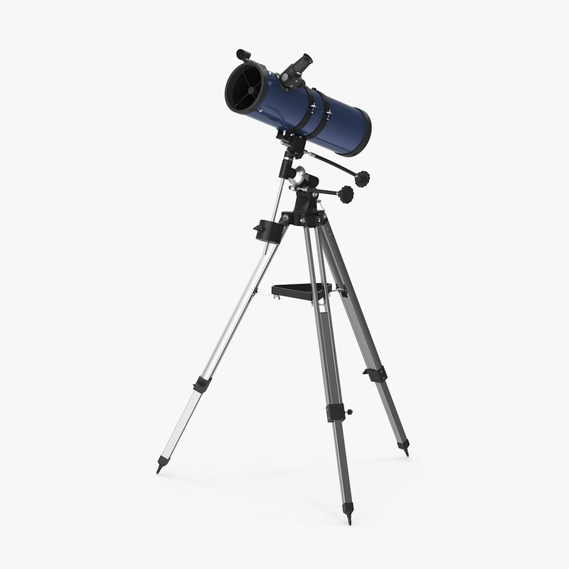 max optical telescope
