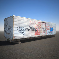 Truax Studio Old Trailer