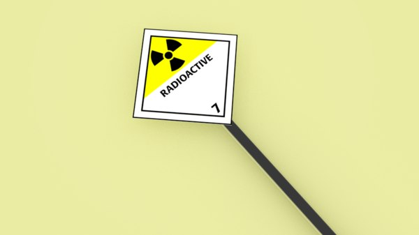 3ds radiation sign