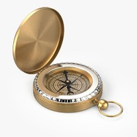 old compass 3d max