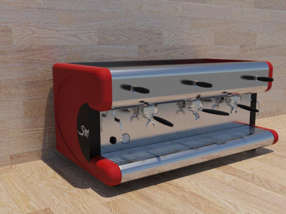 espresso machine la san 3ds