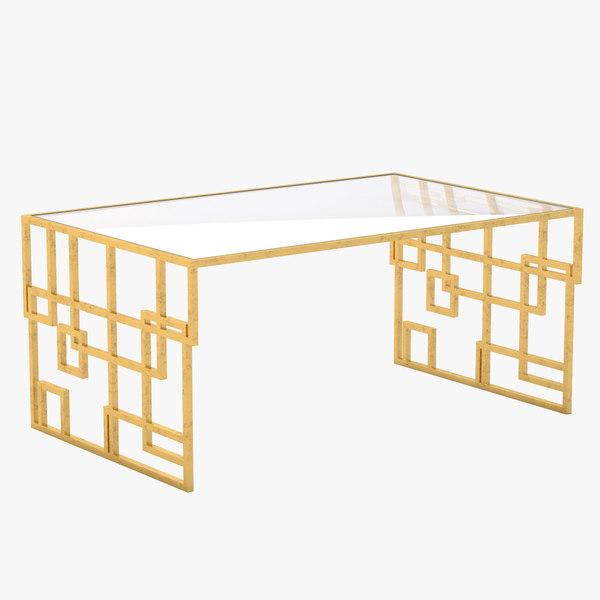 modern realistic furniture 3d max